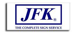 JFK signs
