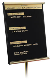 Info board, letter boards, notice board, hotel display function boards, information stands, info board, letter boards, notice board.
