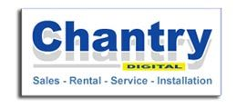 For electronics Chantry offer a complete service for home and business from sales, rental, installation and service