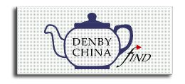 Denby Pottery UK - Replacement China - Discontinued China - Denby Dinnerware