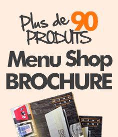 future brochure produits et accessoires pour professionnels de la restauration et de l'hotellerie