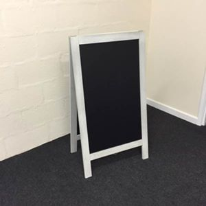 White Wood A Board (IT132)