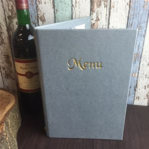 A5 Kensington Menus (IT397)