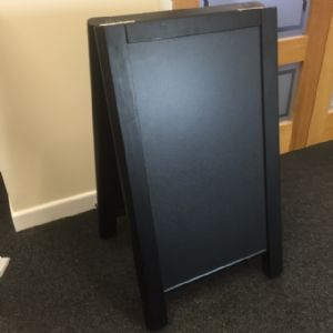 Small black A Board (IT435)