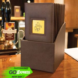 Milan Boxes / Menu Box