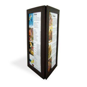 Restaurant Table Menu Countertop Displays Table Menus - Restaurant table displays