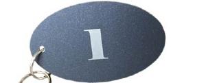 Standard numbers in black