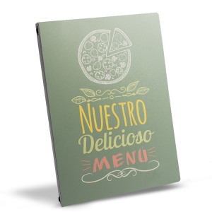 Titan Printed Menu Covers
