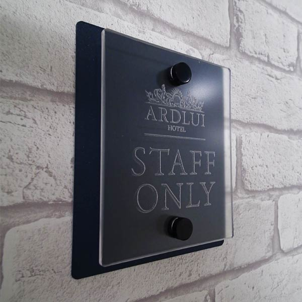 acrylic signs, engraved signs, restaurant signage, menushop