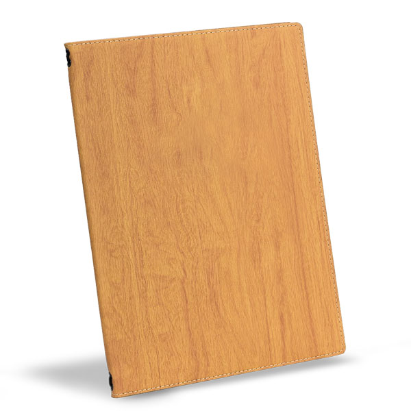 menu covers, faux leather menus, wood style, wooden menus, menu shop.