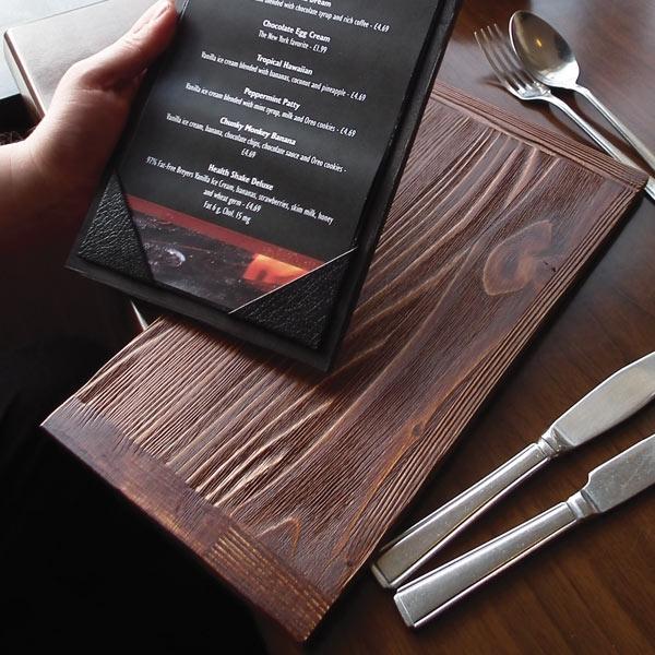 vintage menu board, wooden menus, specials board, short menus, restaurant menu.