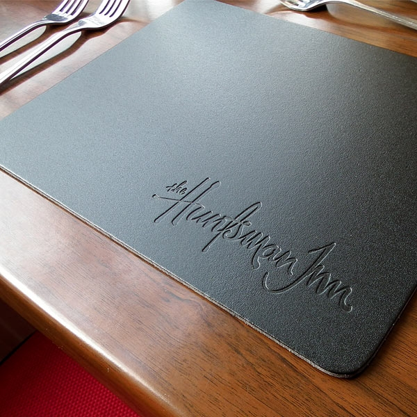 Leather Placemats Brown Table Mats Place Mat