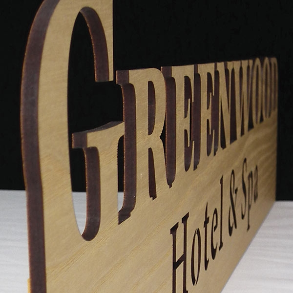 Signs You Re Amazing: Custom Wooden Signage