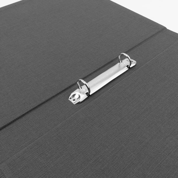faux leather room folders, hotel folder, leather style folder, room information.
