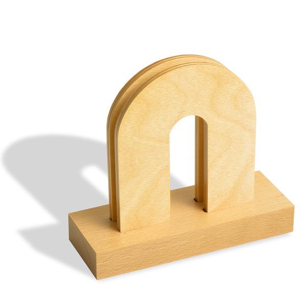 Wooden Menu Holder Uk Leaflet Display Stands