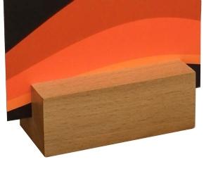 Boisen prism menu holder plain