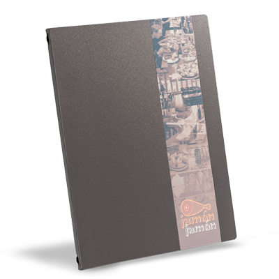 Menu covers, metal menus, menu covers, custom menu cover, menu shop.