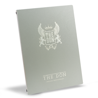 metal menus, restaurant menus, restaurant menu covers, menu covers, menu shop.